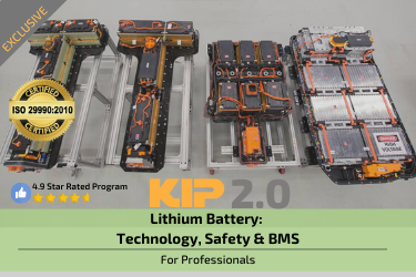 Lithium Battery: Technology, Safety and Assembly Process